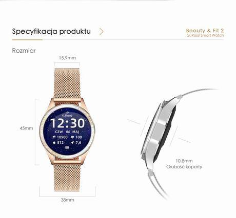 Zegarek G.RSWBF2-4D1-1