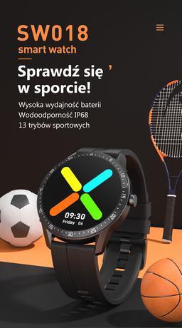 Zegarek SW018-2
